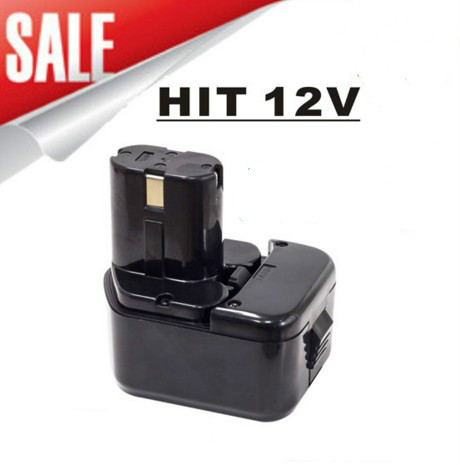 12V Li-ion 3.0Ah 3000mah Replacement Power Tool Battery for Hitachi EB1212S EB1214L EB1214S power tool battery hit 25 2v 3000mah li ion dh25dal dh25dl bsl2530 328033 328034 page 1