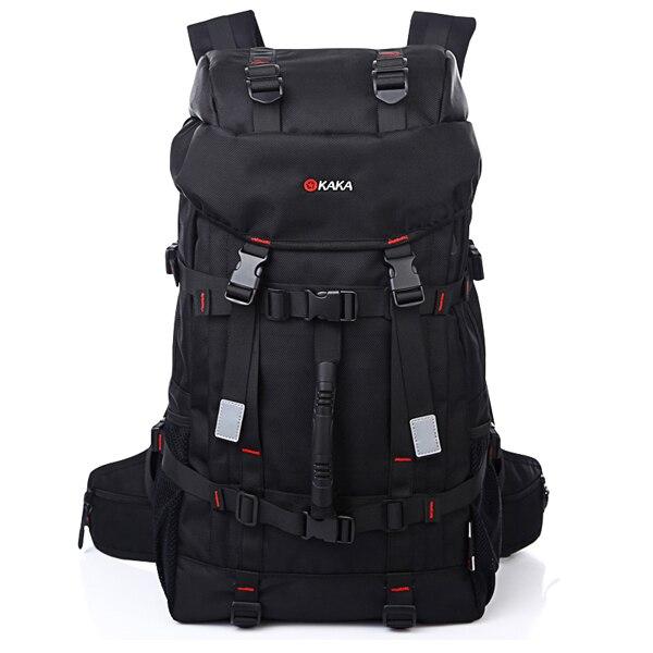 Backpack 2016 New Black Travel Waterproof Breathable Oxford Men High Capacity Backpack