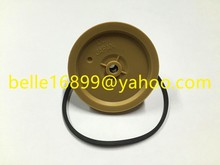 2pcs/lot CDM9 CDM 9 Marantz CD Turntable Player Drawer Tray Gear Wheel + Belt CD NEW CDM 9