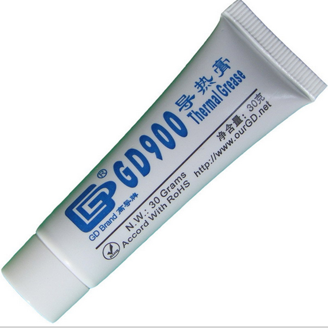 NOYOKE Thermal Conductive Grease Paste Silicone Plaster GD900 Heatsink Compound High Performance Gray Net Weight 30 Grams все цены