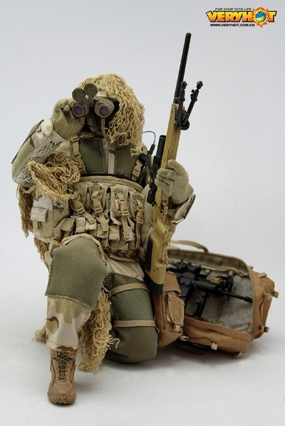 "1/6 scale figure doll clothes for 12"" Action figure doll accessories,Sniper uniforms.not include doll and other 16B2341"