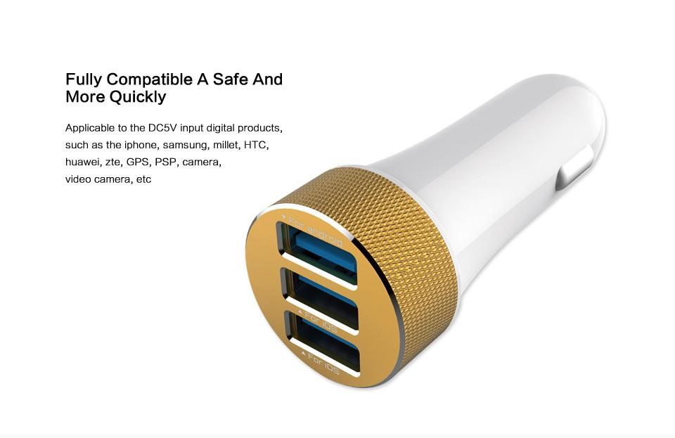 LDNIO-DL-C50-3-Usb-Car-Charger-For-iPod-iPhone-iPad-GPS-Smart-Cell-Phones-Tablests (4)