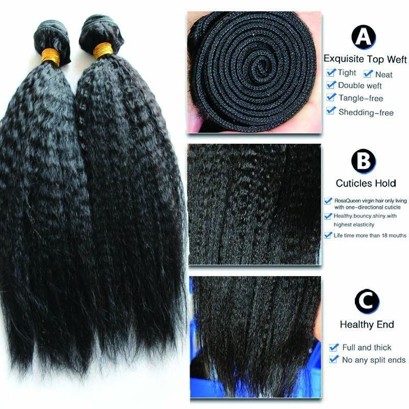 Black male hair extensions hairstyle ideas brazilian hu man hair weaving double extension 3packs a lot pmusecretfo Choice Image