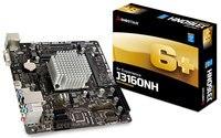 Original full new BIOSTAR J3160NH ddr3 16GB ITX Desktop motherboard
