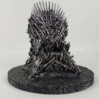 17cm The Iron Throne Game Of Thrones A Song Of Ice And Fire Action Figure Toys