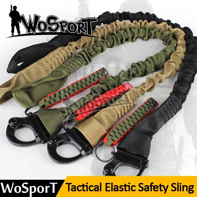 WOSPORT Militär Säkerhet Snoddband Snabb Snabb Släppslinje - Sportkläder och accessoarer