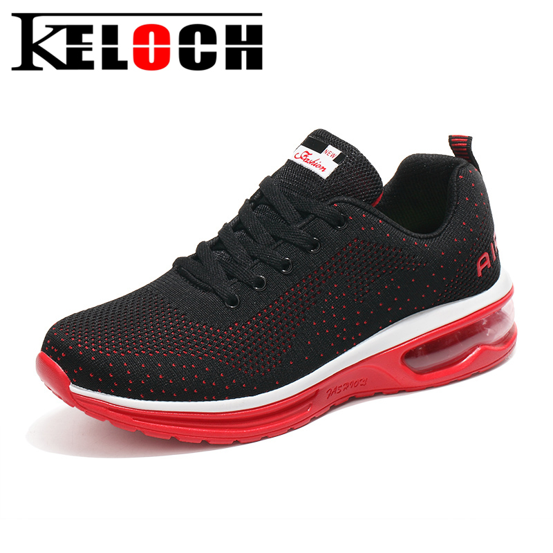 Apprehensive Keloch 2018 New Spring Summer Unisex Running Shoes Lightweight Breathable Sneakers Men Women Outdoor Jogging Walking Sport Shoes Pretty And Colorful Running Shoes Sports & Entertainment