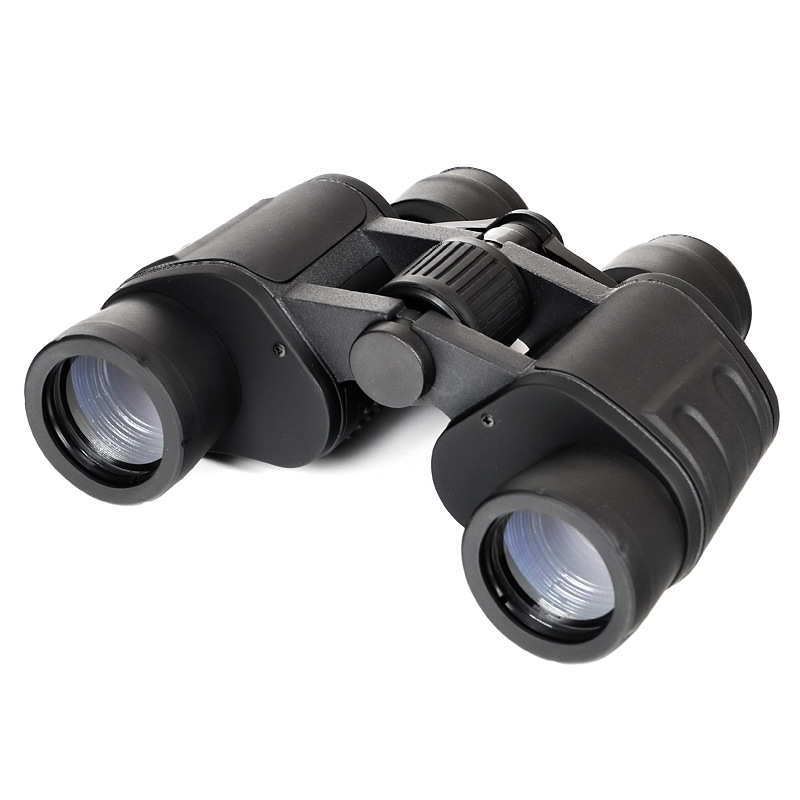 8X40 Binoculars Telescope 140M/1000M High Quality Hd Wide-angle Central Zoom Portable Day and Night Vision Not Infrared