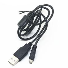 ПК USB кабель для синхронизации данных и зарядки для Nikon Coolpix P510 P520 D5200 D5100 D3300 D3200 S9500 UC-E16 E17