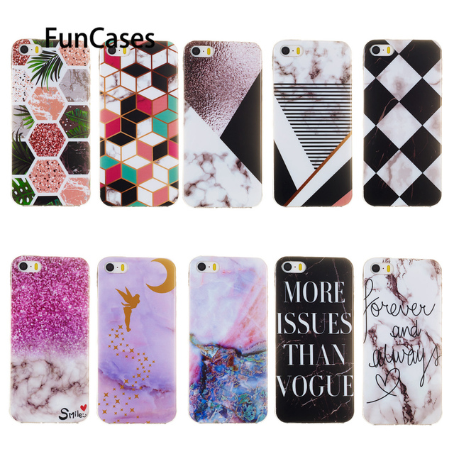 38804646cf3 Fitted Case For ajax iPhone 5 Marble Soft Silicone Phone Cases Pouch Case  sFor Estojo Apple iPhone cellular 5S SE Estojo. 1 order