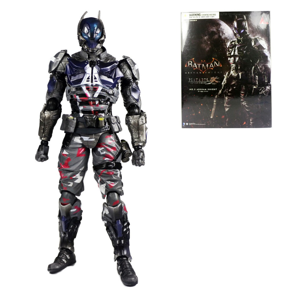 Square Enix Batman: Arkham Knight Play Arts Kai Action Figure PAK001021