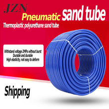 Free shipping Blue yarn tube with joints High