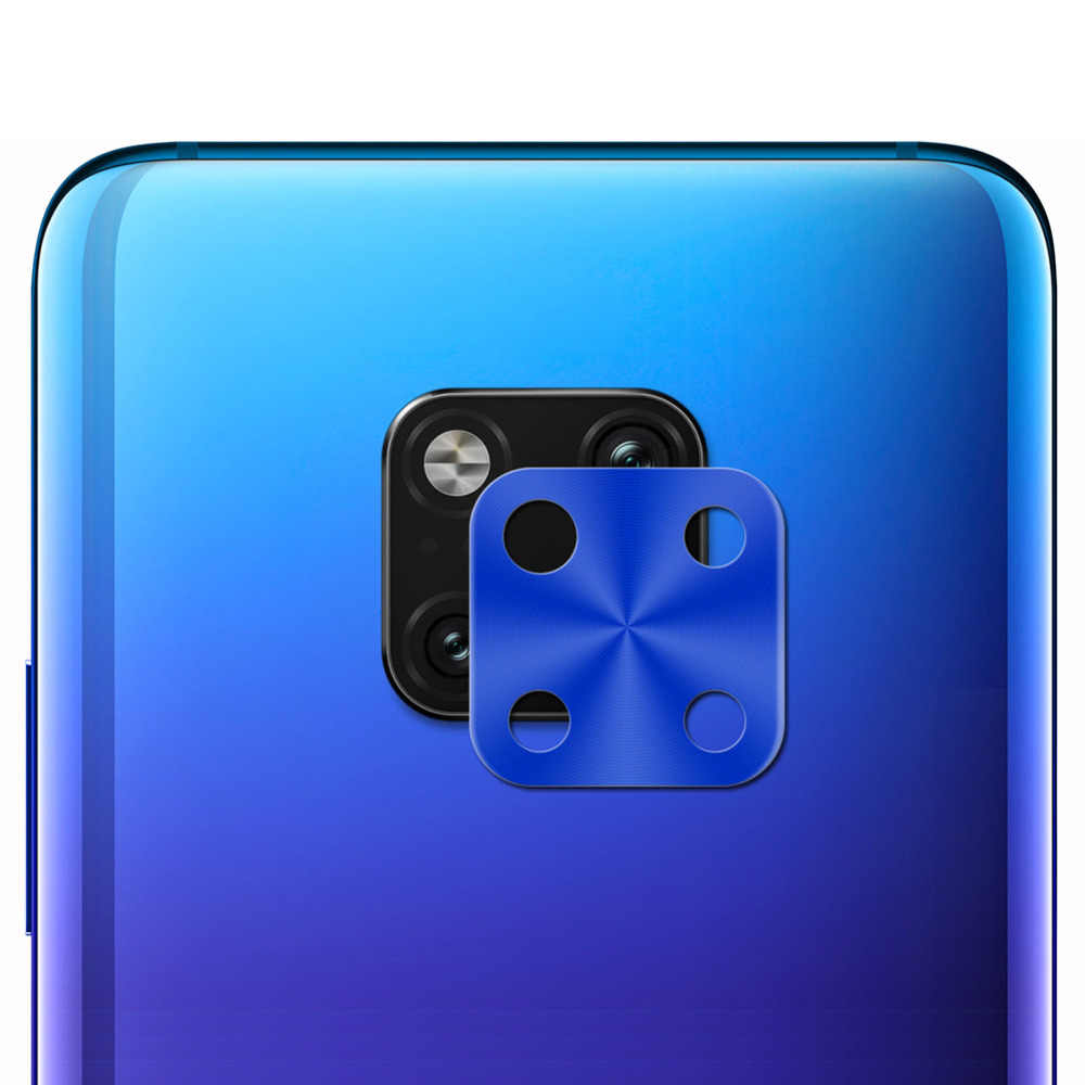 Hat-Prince Phone Back Camera Lens Protector Cover For Huawei Mate 20 Rear Camera Lens Metal Case Film For Huawei Mate 20 Pro