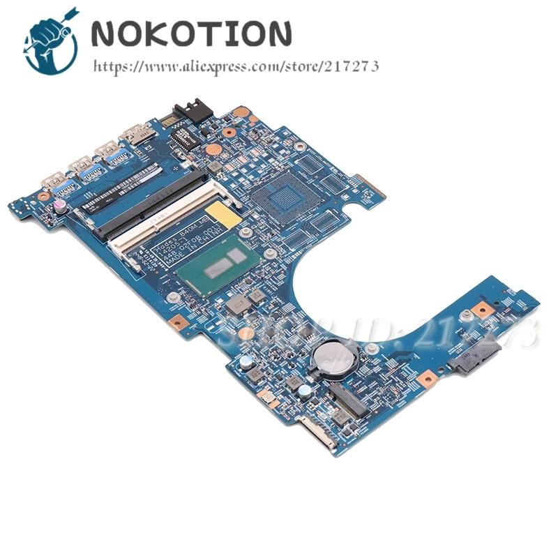 NOKOTION laptop motherboard For Acer V Nitro VN7-571 VN7-571G NBMQJ11006 NB.MQJ11.006 448.02F08.0011 I7-5500U CPU full testedNOKOTION laptop motherboard For Acer V Nitro VN7-571 VN7-571G NBMQJ11006 NB.MQJ11.006 448.02F08.0011 I7-5500U CPU full tested