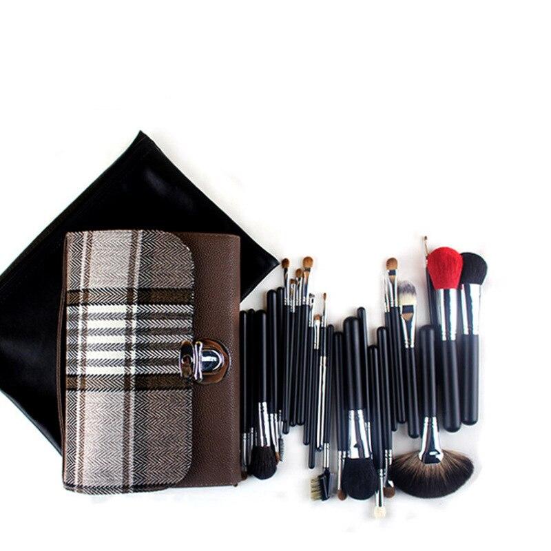 26 Pcs professional makeup brushes beauty Woman's Kabuki Cosmetic Makeup Brush Set tools/Foundation Brush pincel de maquiagem