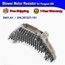 FREE SHIPPING 1 Year Warranty Blower Motor Resistor for Peugeot 306 Break Cabriolet Schragheck OE_220x220 oe 6441 reviews online shopping oe 6441 reviews on aliexpress  at gsmx.co