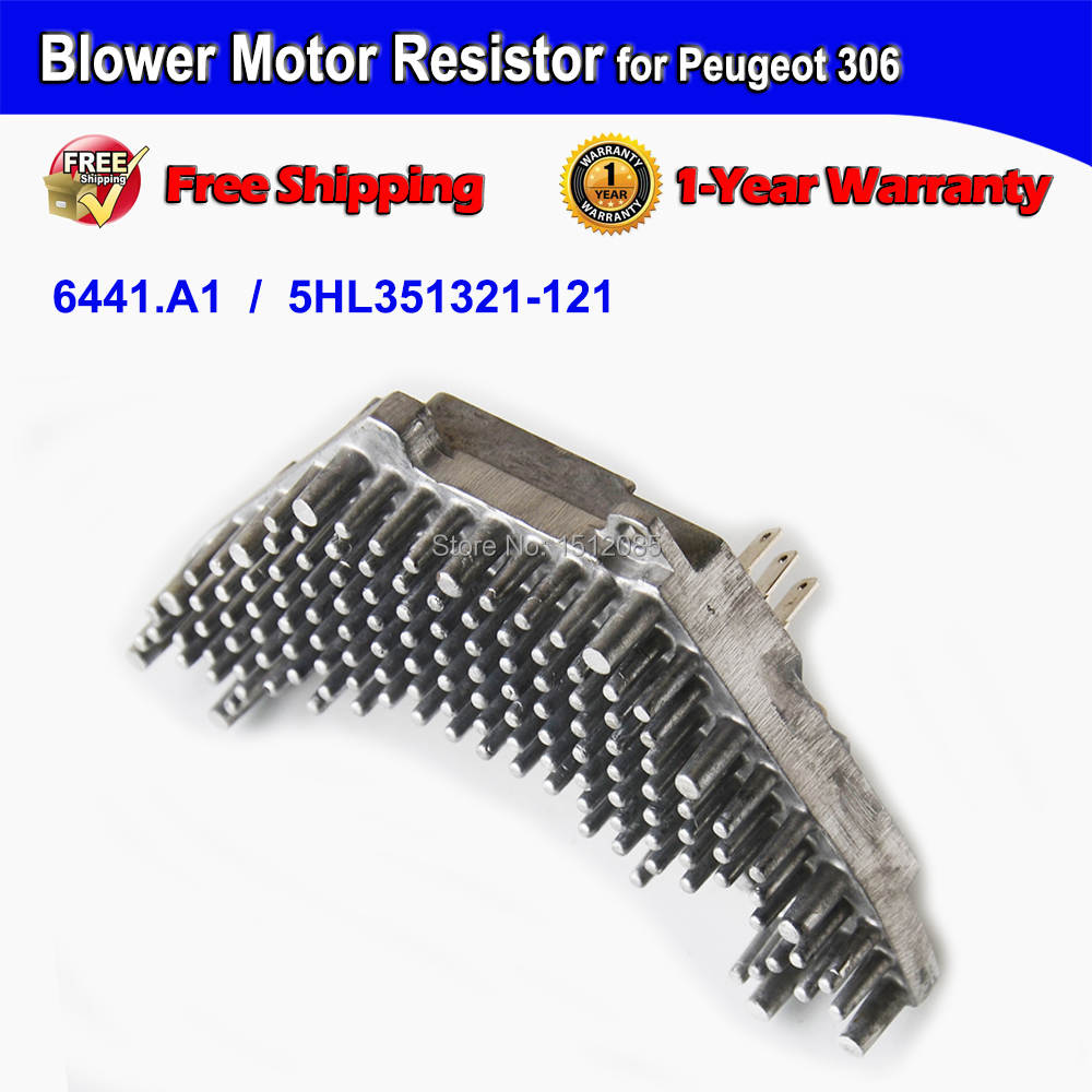 FAST SHIPPING 2 Years Warranty Blower Motor Resistor for Peugeot 306 Break Cabriolet Schragheck OE aliexpress com buy fast shipping 2 years warranty blower motor Wire Harness Assembly at readyjetset.co