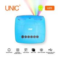 UNIC U20 Mini Projector 1080P Convenient LED Projector home cinema