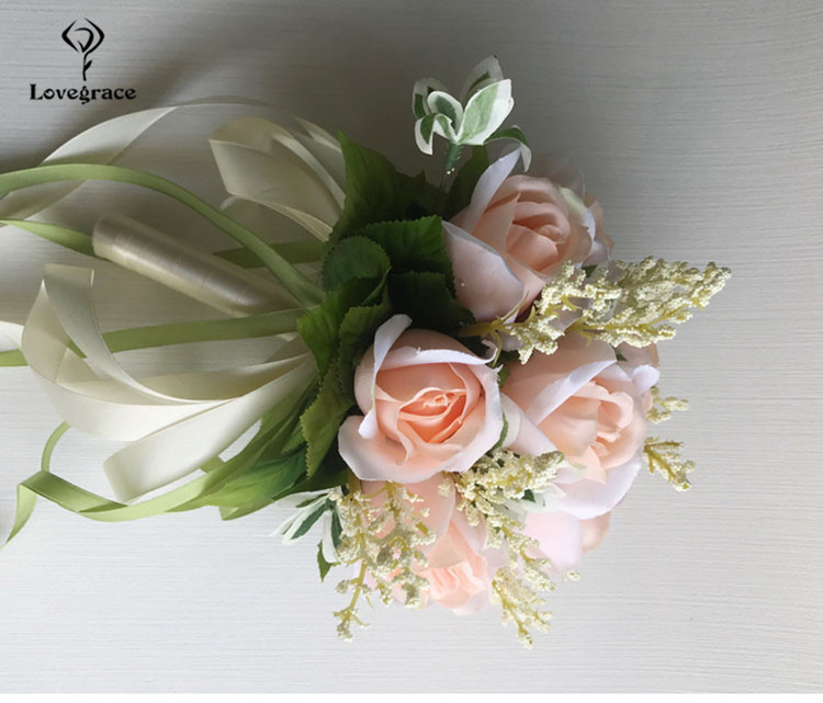 wedding bouquet for bridal bridesmaid flowers (9)