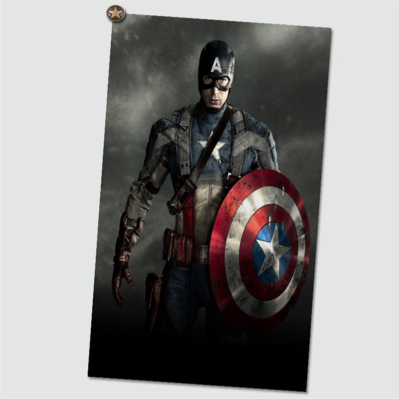 Online Buy Wholesale Superheroes Poster From China