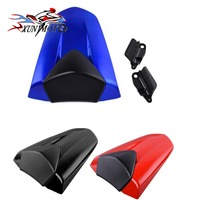 Hot Motorcycle ABS Rear Tail Pillion Passenger Hard Seat Cover Cowl Fairing Set for 2013 2015 Honda CBR500R 2014 CBR 500R