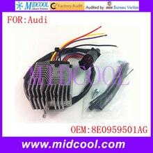 Новый Радиатор Охлаждения Модуля Управления Вентилятора использования OE НЕТ. 8E0959501AG для Audi A4