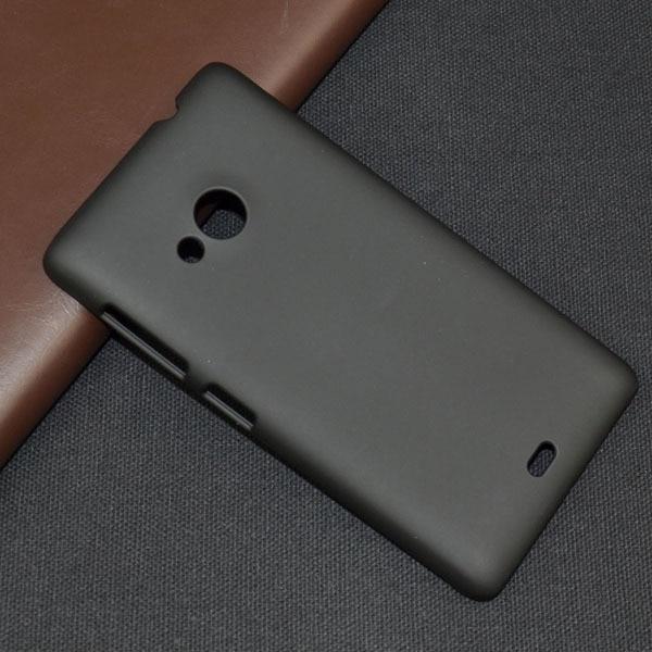 Case For Microsoft Lumia 535 Matte Ultra Thin Frosted Rubber Hard Plastic Back Cover Capa for Nokia Lumia 535 Phone Coque Fundas