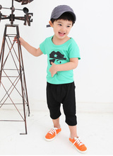 Baby Children Kids Cartton Clothing For Summer Boys T Shirts Outwear tops Children Baby T-shirts