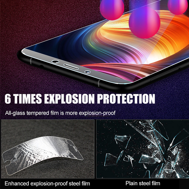 Tempered Glass Front Film Galaxy 3