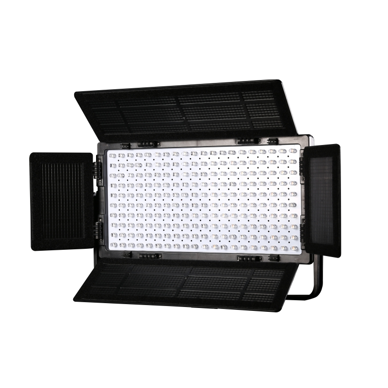 Photography Lighting Led Studio Light Outdoor Microfilming Photography Dmx512 System Lcd Screen Continuous Lighting Lp 2005td in Photographic Lighting from Consumer Electronics