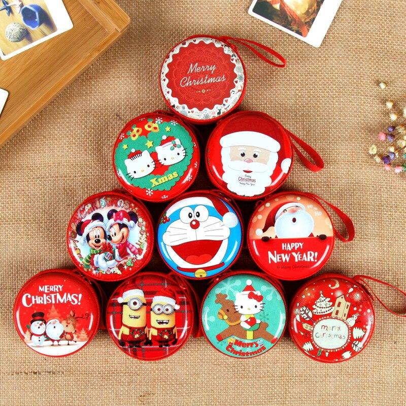 Weihnachten Decor Geschenke Eisen 7*7*3,5 cm Runde Geburtstag ...