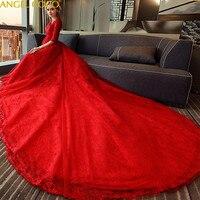 Пользовательские большой Размеры платье для беременных платье Свадебные платья Вечерние для беременных женская одежда длинные с v образны