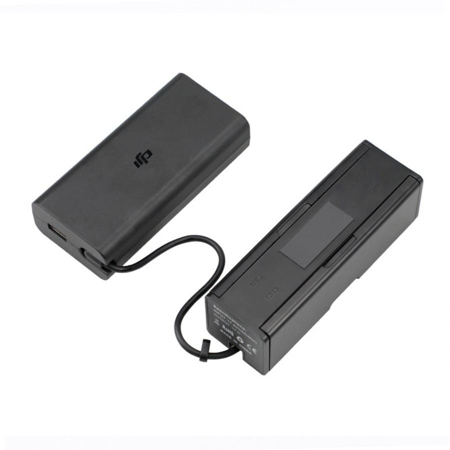 Drone Battery Charger Converter 4 in 1 Portable Battery Charging Hub Smart Charger for DJI Mavic 2 Pro/Zoom