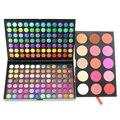 183 Cores Da Paleta Da Sombra Profissional Sombra & Blush Combinado Palette Moda Maquiagem Conjunto