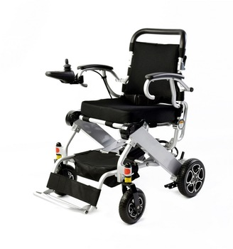 2018 Hot sell lightweight electric wheelchair for disabled people