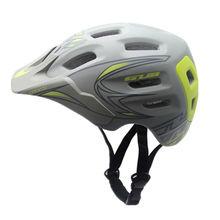 M L size GUB XX7 Mountain Road Cycling Bicycle Bike Helmet carbon color With Visor Unisex