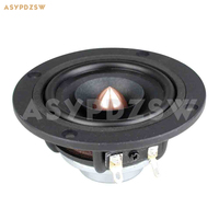 2 PCS Aucharm HIFI Neodymium magnetic 3 inch Full frequency speaker driver unit 8 ohm 10 20W Cast aluminum frame