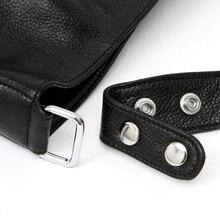 2017 New Fashion Soft Real Genuine Leather Tassel Women's Handbag Ladies Shoulder Tote Messenger Bag Purse Satchel Black White