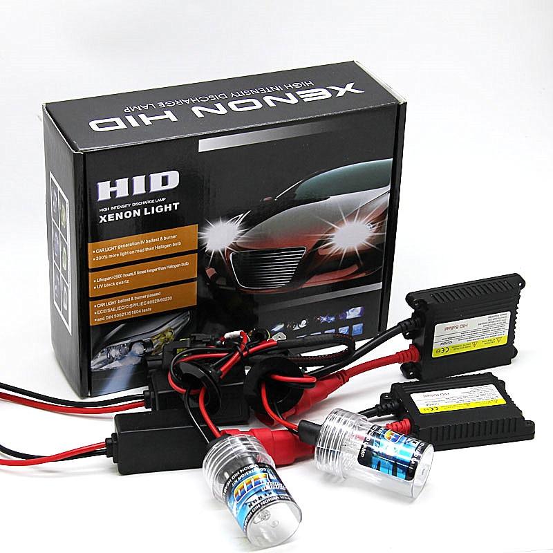 Xenon H1 Hid Kit 55W H7 H3 H4 Xenon H7 H8 H10 H11 H27 HB3 HB4 9005 9006 Car Light Source Xenon