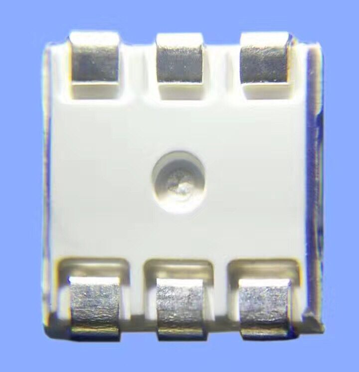 WS2801 IC built in 5050 SMD RGB led bead