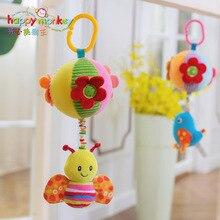 Купить с кэшбэком baby toys 0 12 months  animal bed hanging toy ball bee bird doll