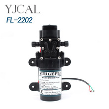 FL-2202 12V DC Electric Sprayer High Pressure Self Suction Pump For Small Sized Water Pump Drilling Machine