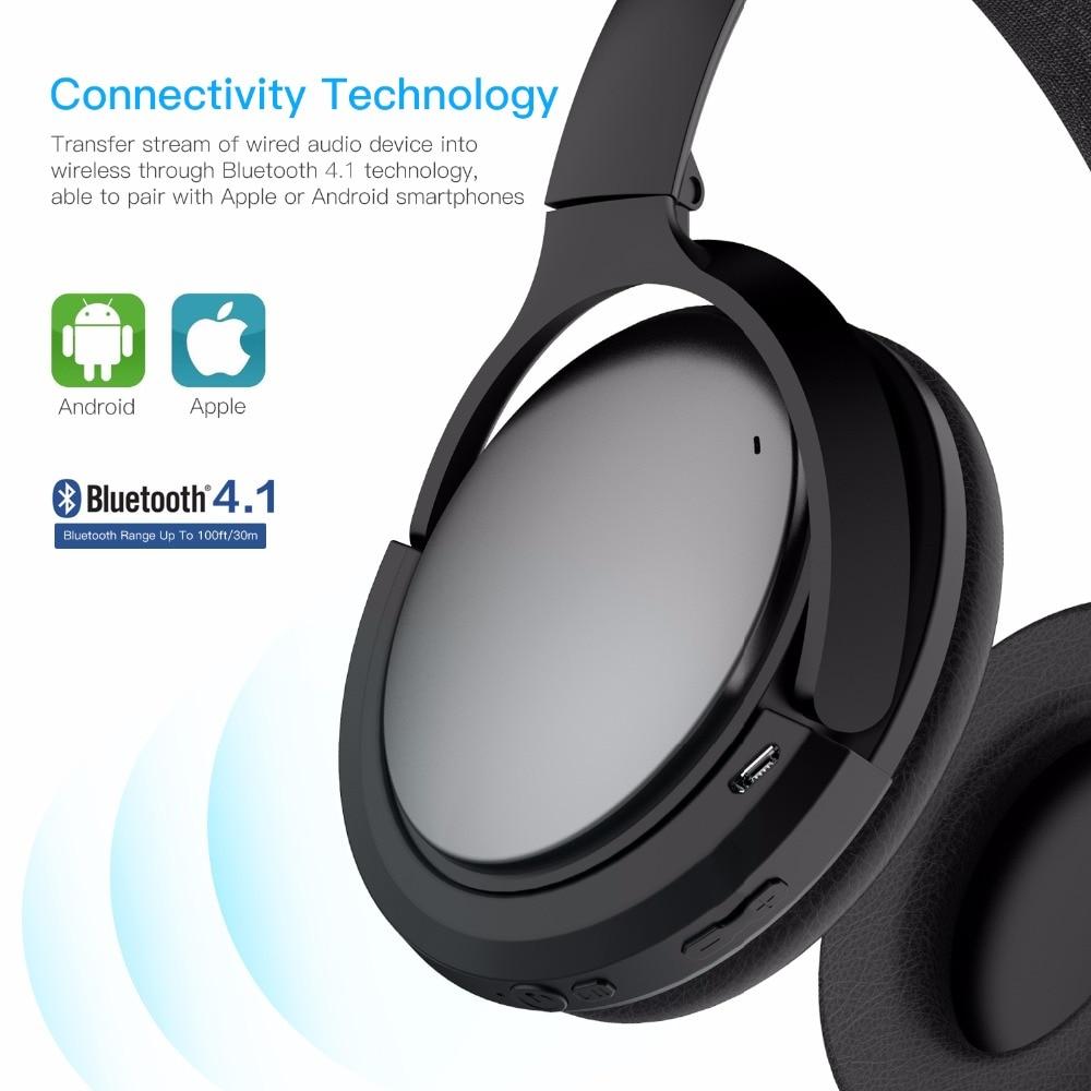 BT4 1 Bluetooth Adapter Wireless Bluetooth Receiver for Bose QC 25 QuietComfort 25 aptX Headphones QC25