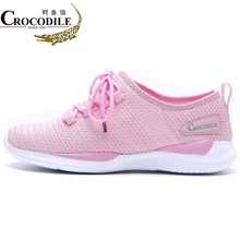 Crocodile Original Women Sneakers Femme Summer Leisure Athletic Sport Shoes for Women's Light Fabric Flat Jogging Running Shoes
