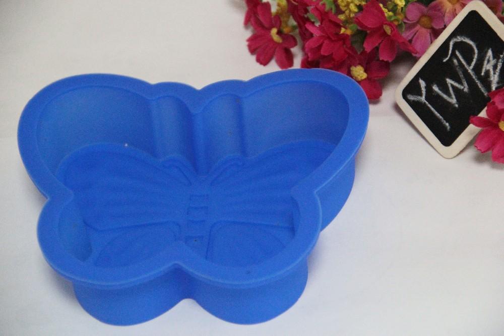 большой baba СХ 9.3 дюймов под давлением силиконовой резины Chocolate fondant торт дизайнер формы для выпечки бесплатная доставка