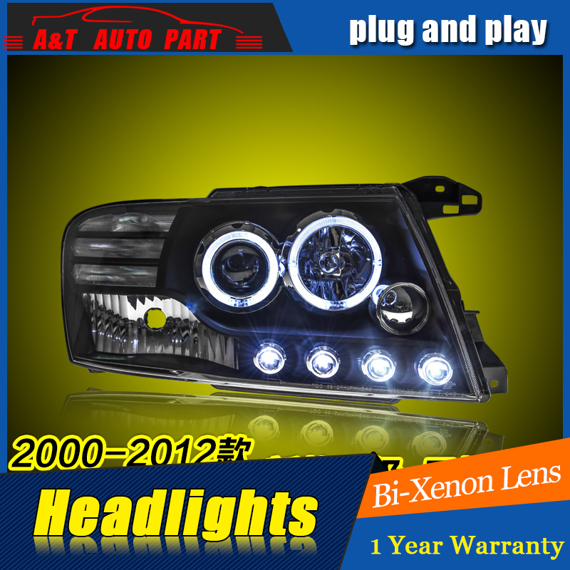 Mitsubishi Pajero Sport 100w Clear Xenon HID High//Low//Fog//Side Headlight Bulbs
