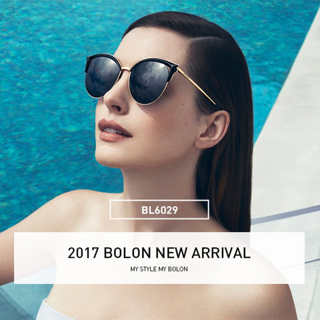 7aac84c708 BOLON New sunglasses in 2017 sunglasses Fashion Women Sunglasses Cat Eye  Shades Luxury Brand Designer Sun glasses Model: BL6029