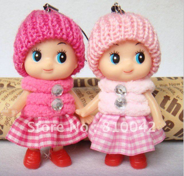 Wholesale Super Cute Ddung Doll Confused Girl Cartoon Toy