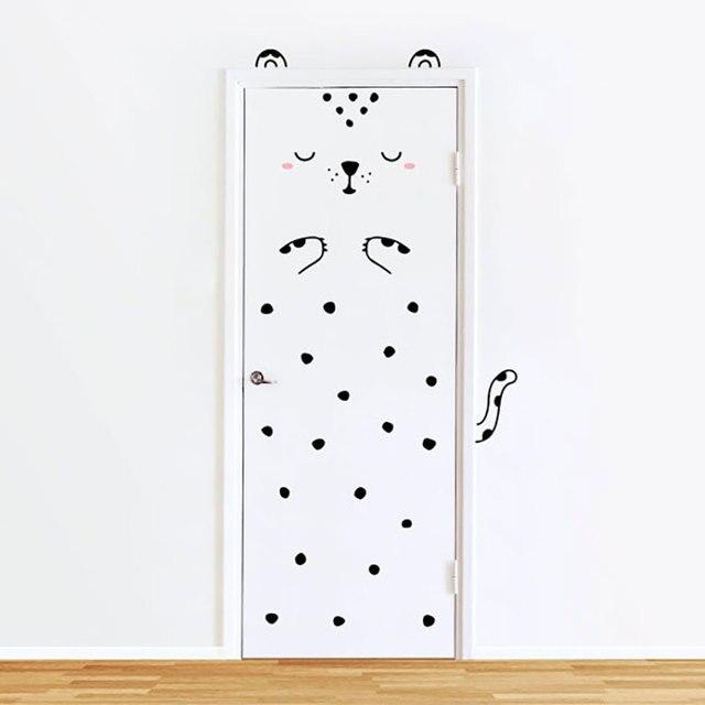 Panda Door 80*200cm Door Size 4