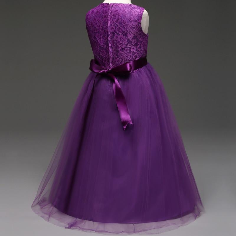 Edad 8 10 11 12 14 años Niña vestido para el desgaste del partido ...